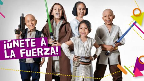 Luchando junto a los niños con cáncer