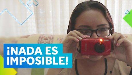Johanna Contreras: El poder detrás de la discapacidad visual