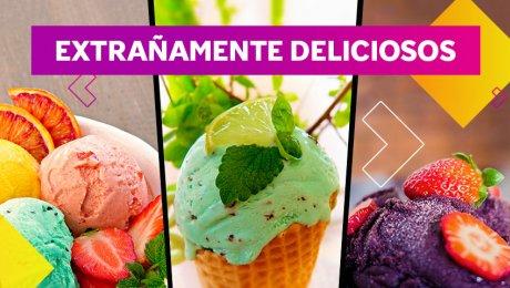 ¡Estos son los helados más extraños del verano peruano!