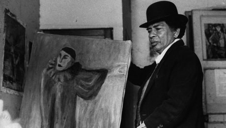 Víctor Humareda, el pintor de las migraciones