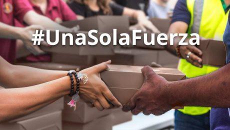 (ACTUALIZADO) Puntos de acopio: ayudemos a los damnificados #UnaSolaFuerza