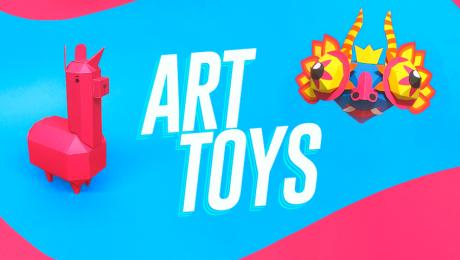 Kioshi Shimabuku, el artista que diseña Art Toys