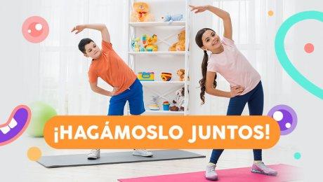 ¿Sabías que los niños también pueden hacer Yoga?