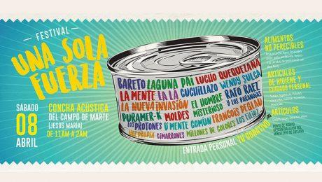 #UnaSolaFuerza: Músicos peruanos ofrecen concierto benéfico