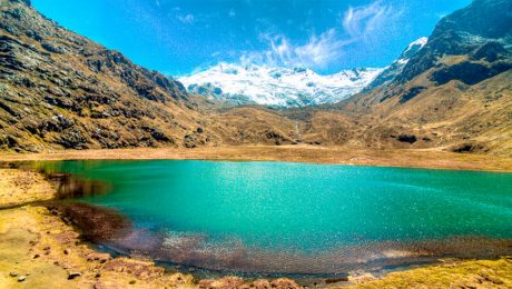 Destino de Semana Santa: Nevado Huaytapallana