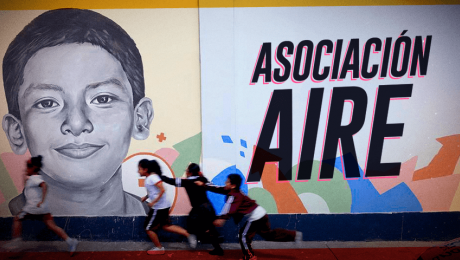 Galería: Estos murales le dan aire a las calles de Lima