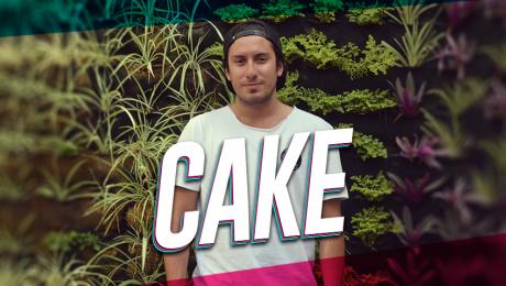 Cake: el ilustrador que viaja en moto por Sudamérica