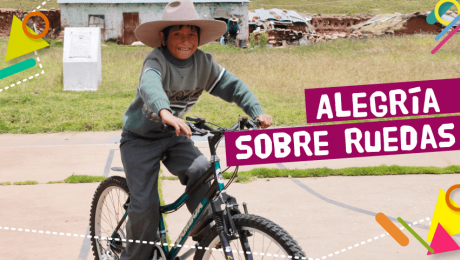 Baika: Bicicletas que ayudan