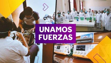 Estas universidades peruanas se unen a la lucha contra el COVID-19 NOTA