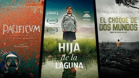 Si no pudiste verlas antes, ahora puedes encontrar estas películas peruanas en Netflix