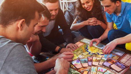 Los juegos de mesa hechos en Perú