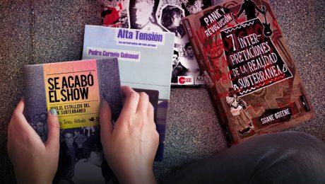 4 libros para conocer el rock subterráneo