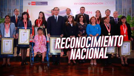Estas mujeres están trabajando por la igualdad de oportunidades en el Perú