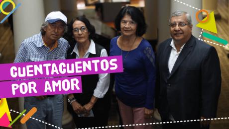 """Abuelas y abuelos cuentacuentos: """"Queremos motivar que los chicos lean"""""""