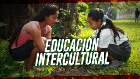 Estos profesores están formando niños bilingües en la Amazonía