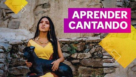 Aprendiendo y cantando quechua con Renata Flores