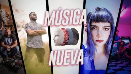 Tienes que escuchar estas 5 propuestas musicales