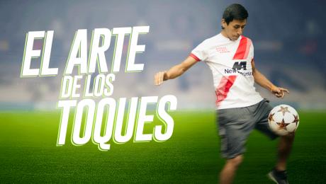 Fútbol Freestyle: El arte de los toques