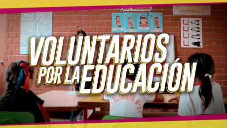Acción Voluntaria: Reforzando la educación de los niños peruanos