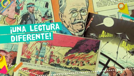 ¿Ya escuchaste de las comictecas en el Perú?