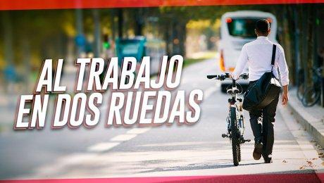 Guía de supervivencia: Llegar al trabajo en bicicleta