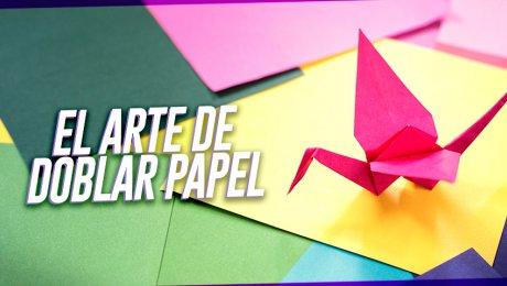 Tinkuy Origami, el colectivo que elabora sorprendentes figuras de papel
