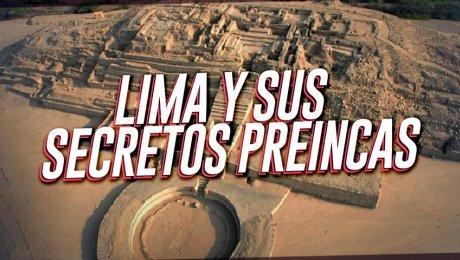 Los tesoros preincas de Lima