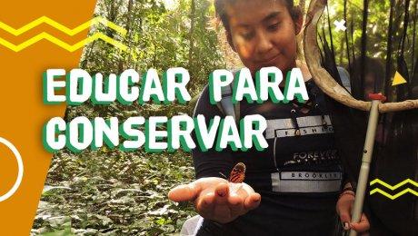 En medio de la selva: Programa educativo Cocha Cashu