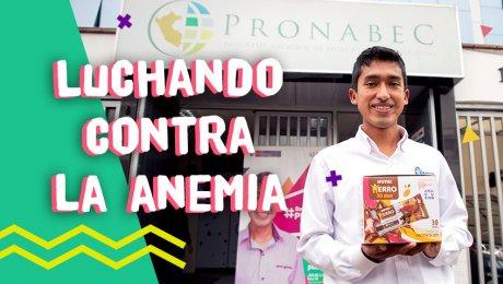 Nutri Hierro: Las galletas que prometen acabar con la anemia