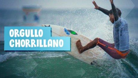 Into the Storm: el documental que cuenta la historia del surfista peruano Jhonny Guerrero
