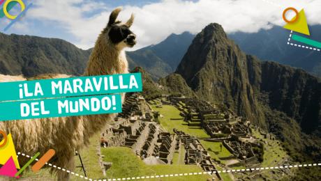 ¡A Machu Picchu con los chicos!