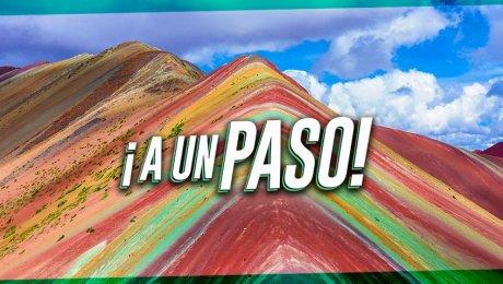 """Lima también tiene su montaña de """"siete colores"""""""
