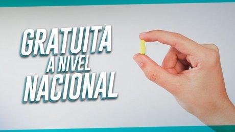 La píldora del día siguiente: un anticonceptivo gratuito