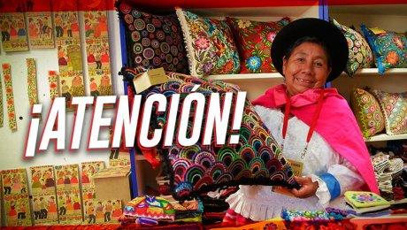 Ruraq maki: Hoy se inaugura una de las ferias de artesanía más importantes de Latinoamérica