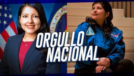 ¡Estas astronautas de la NASA son peruanas!