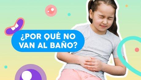 Estreñimiento en niños: ¿cómo podemos ayudarlos?