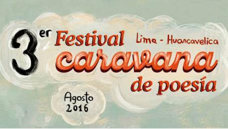 El tercer Festival Caravana de Poesía