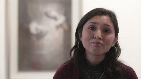 Zoyla Segovia: Dibujo y tradición