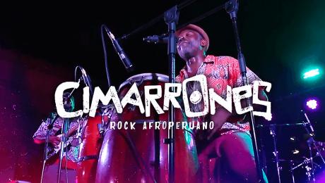 El grupo de música afroperuana Cimarrones alista su presentación en Colombia