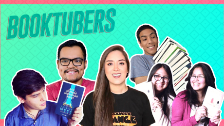 5 booktubers peruanos que debes conocer
