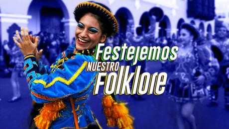Celebra el Día Mundial del Folklore con este pasacalle y concierto en vivo