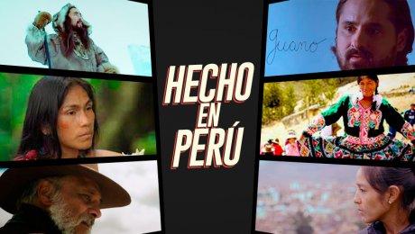 Lo mejor del cine en la muestra Hecho en Perú