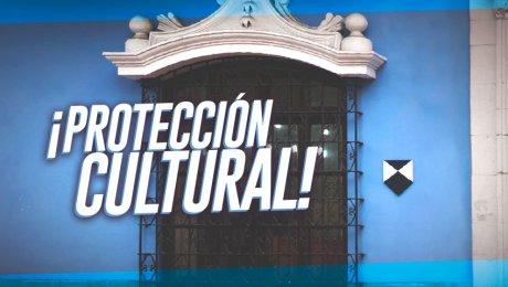 Escudo Azul, el emblema que protege los monumentos históricos
