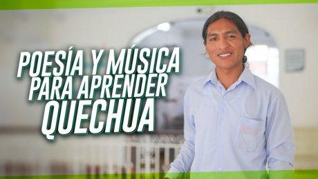 Rubén Yucra: Preservando el quechua a través de la poesía y la enseñanza
