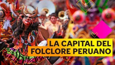 5 danzas puneñas para celebrar el Día del Folclore Peruano
