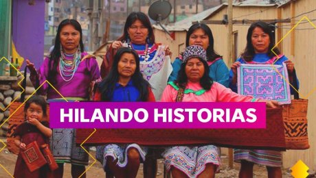 'Con los pies en la Tierra', la iniciativa que motiva a mujeres amazónicas a crear arte con identidad