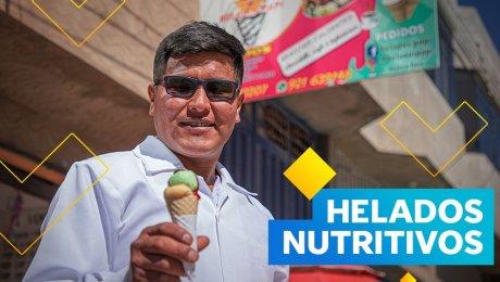 Helados Papi, los únicos helados hechos con granos andinos