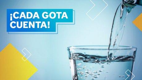 Tú puedes ayudar a cuidar el agua potable con este concurso