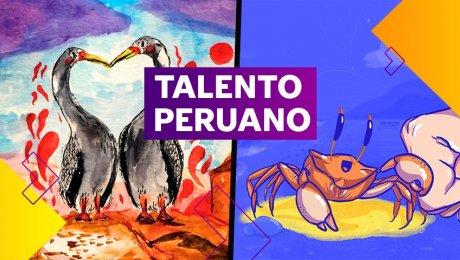 Estos ilustradores peruanos recrean nuestra fauna marina