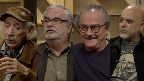 Homenaje a cuatro grandes del cine peruano